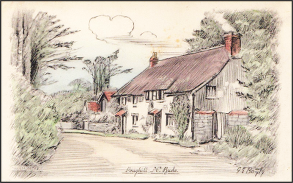 Post card by G E Bayley
