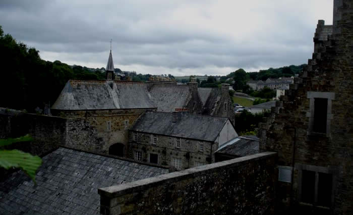 Courtyard Bodmin Jail
