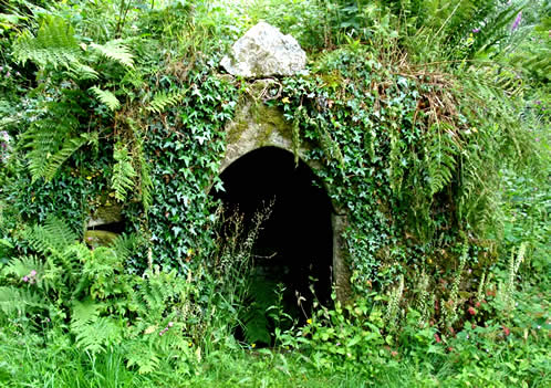 Holy Well St Breward Cornwall.