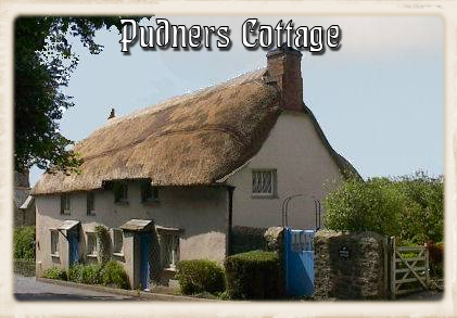 Pudners Cottage Poughill