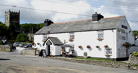Old Inn Churchtown St Breward.